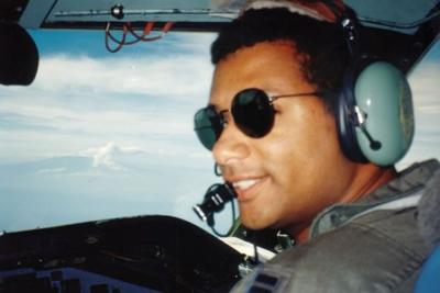 Wife remembers pilot, who died in Flight 93
