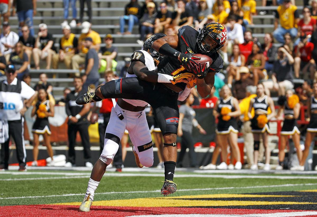 30263355b D.J. Moore selected in the first round by Carolina Panthers ...