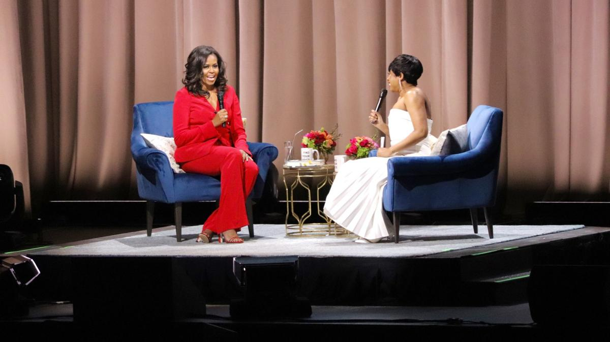 Michelle Obama Philly 112918