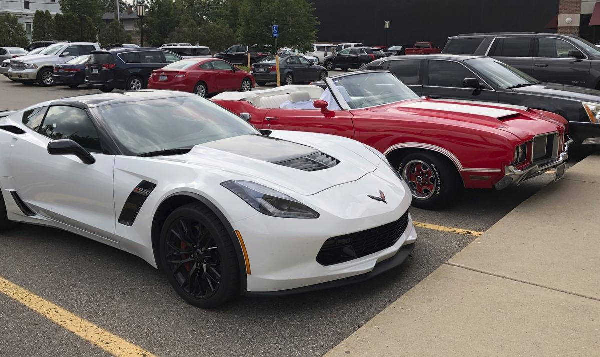 Sales Drop Could Signal Peril Ahead For U S Muscle Cars News