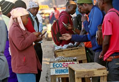 Zimbabwe Cash Crunch