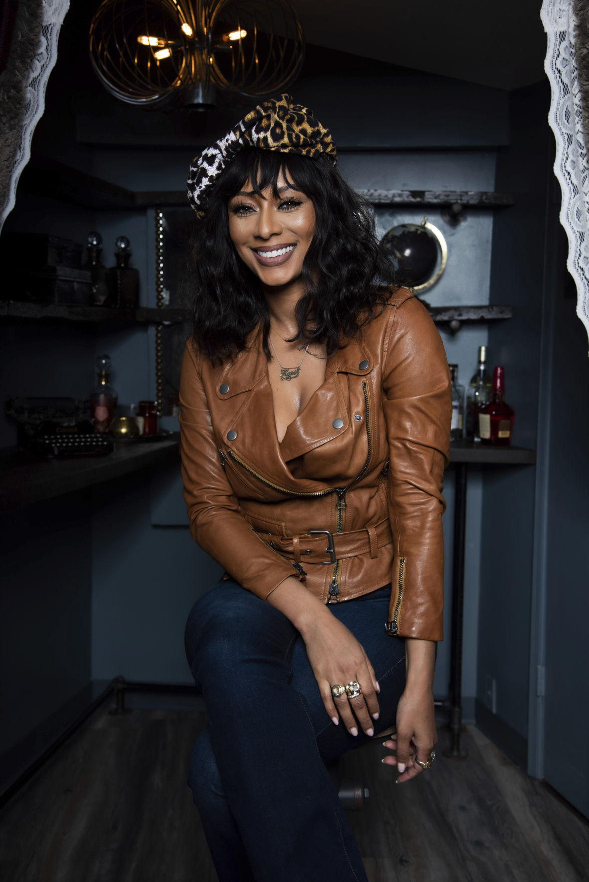 Keri Hilson Portrait Session
