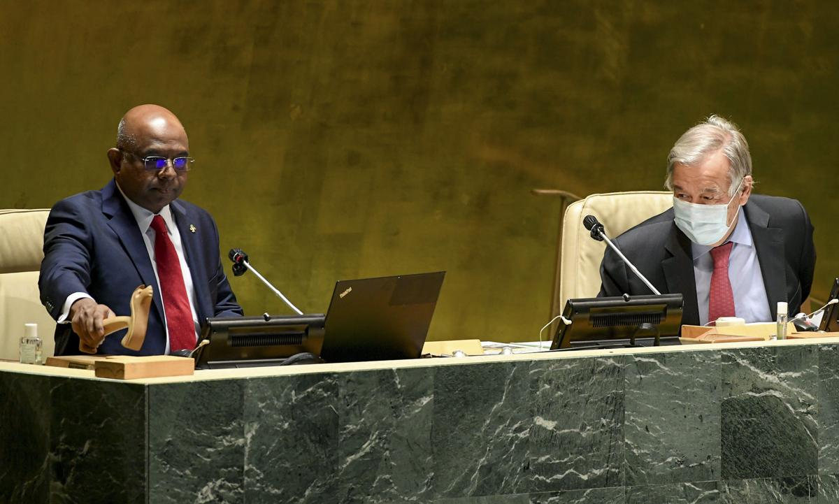 Shahid, Guterres