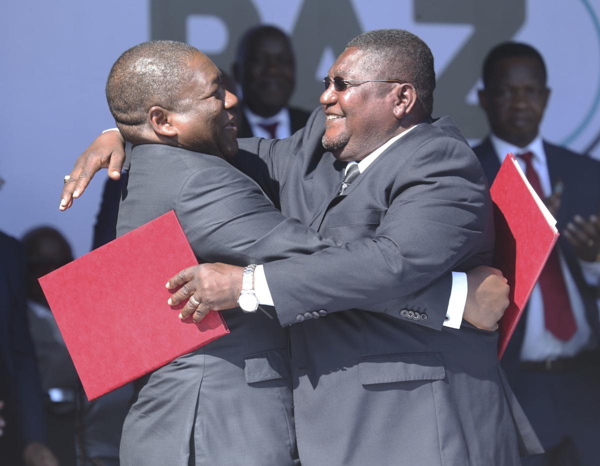 Mozambique Peace Accord