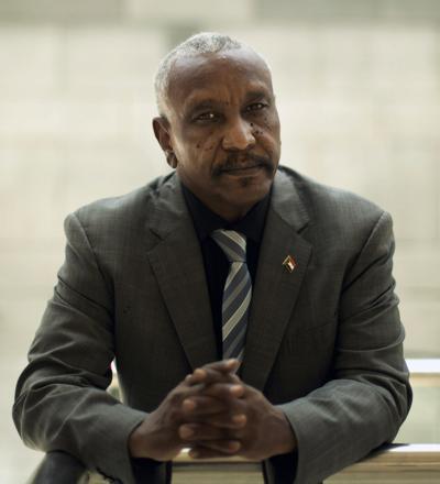 Sudan Revolutionary Front official