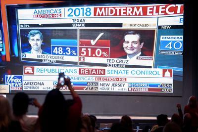 Election 2018 Senate Texas