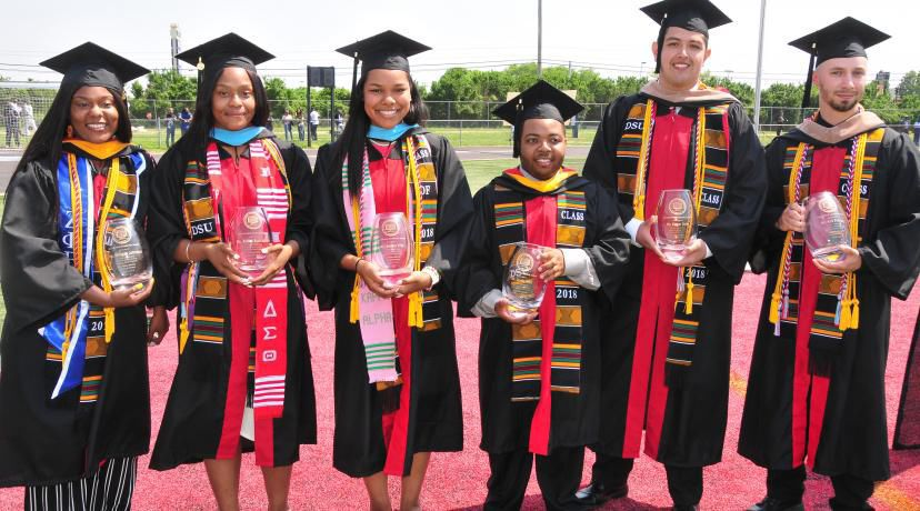 Delaware State sets record for honor students at graduation | News