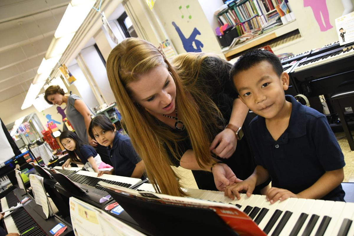 Southwark's mix of programs creates well-rounded students