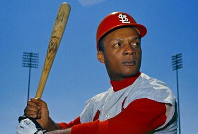 This 1968 file photo shows St. Louis Cardinals outfielder Curt Flood. Flood set off the free-agent revolution 50 years ago Tuesday with a 128-word letter to baseball Commissioner Bowie Kuhn, two paragraphs that pretty much ended the career of a World Series champion regarded as among the sport's stars but united a union behind his cause. — AP Photo/File
