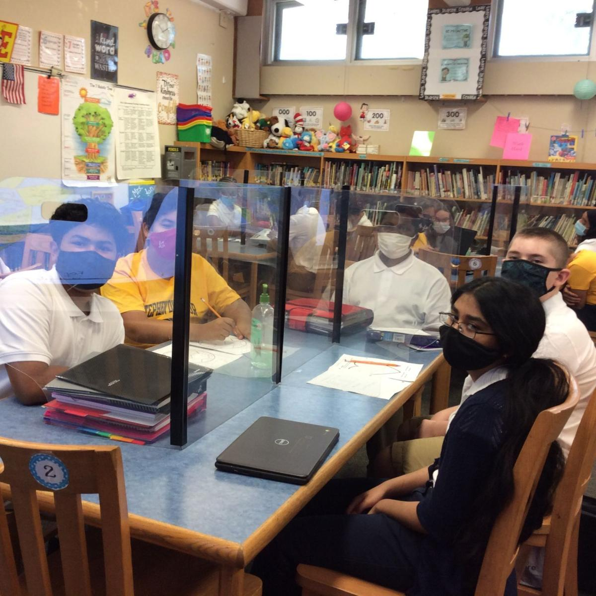 Students become leaders at Stephen Decatur School