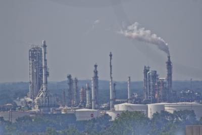 A Philadelphia refinery