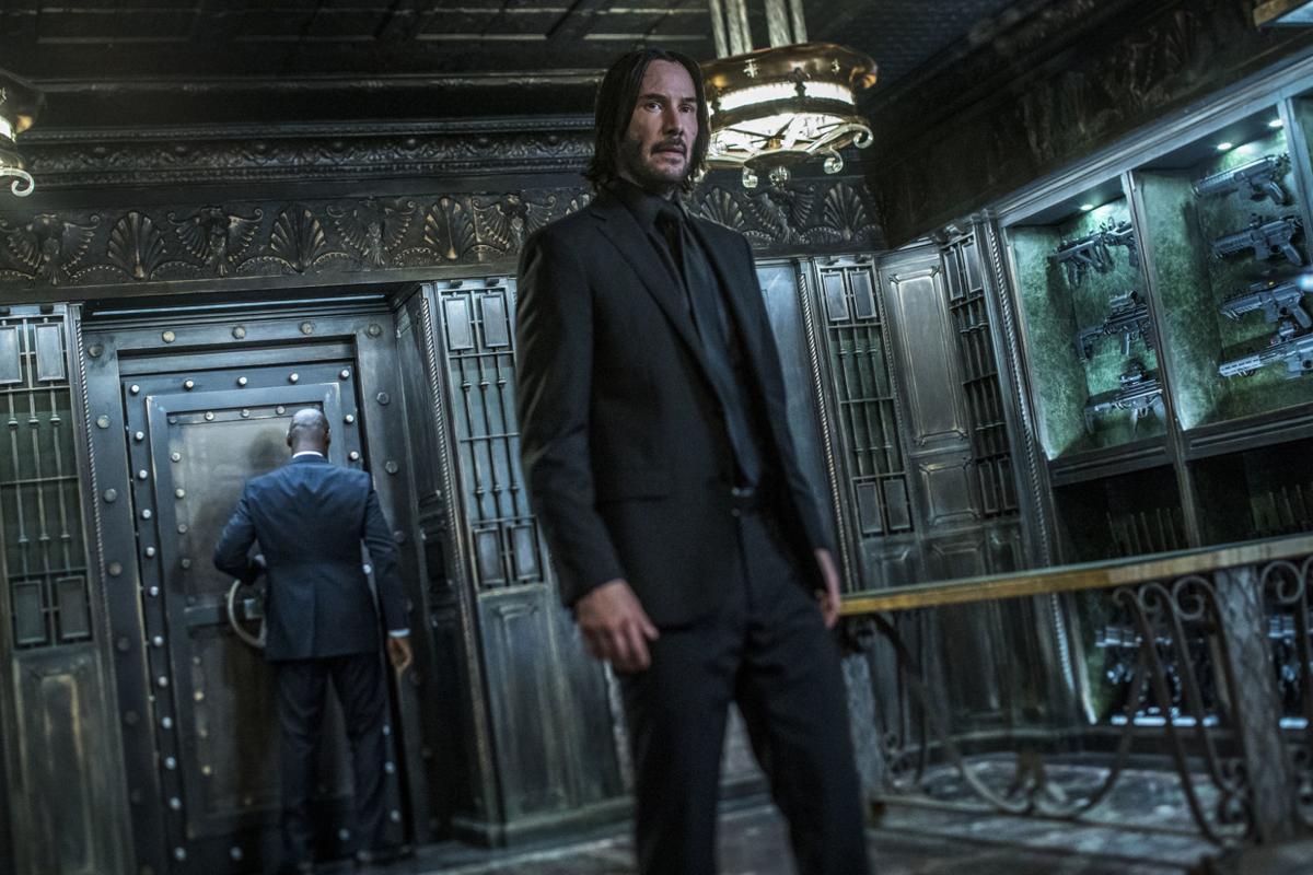 Film-Box Office -  Keanu Reeves in John Wick: Chapter 3-Parabellum