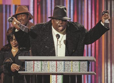 """Biggie Smalls - Christopher Wallace -  """"The Notorious B.I.G."""""""