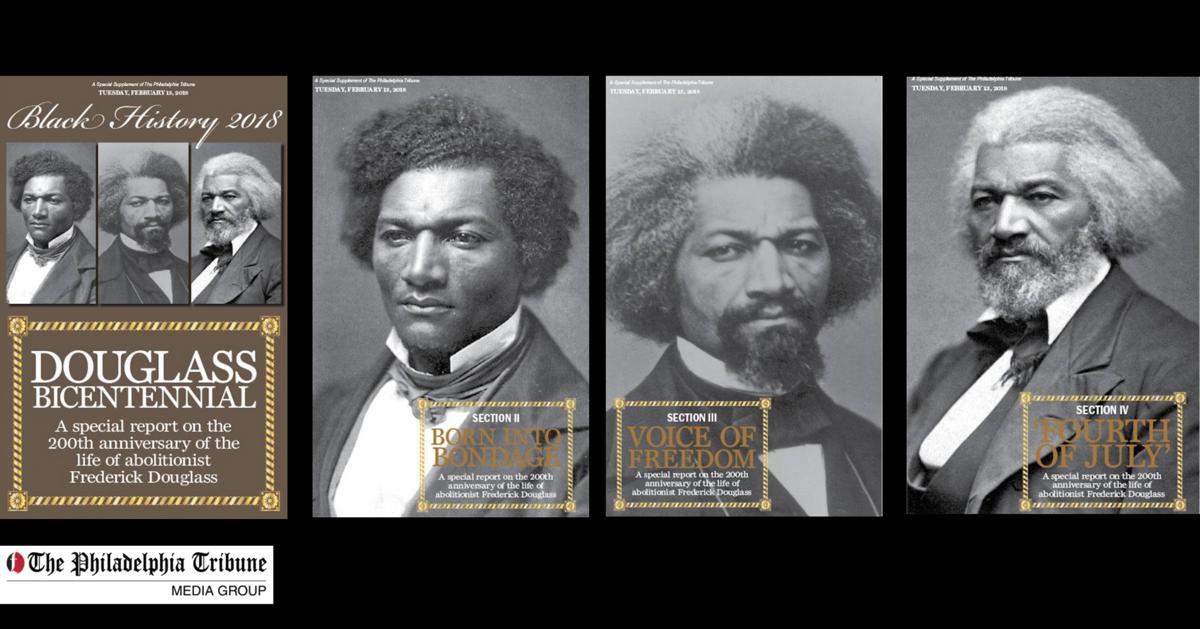 black history 2018 frederick douglass bicentennial supplement