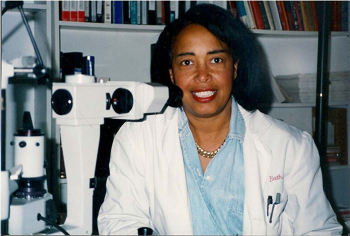 Image result for Patricia Bath: Laser cataract surgery