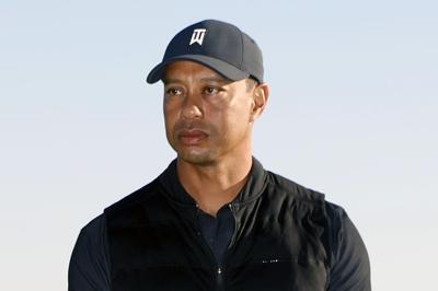 Tiger Woods Vehicle Crash