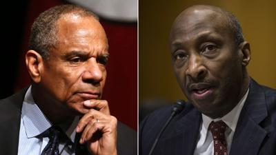 Kenneth Chenault and Ken Frazier