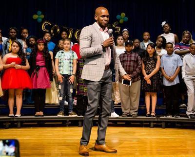 Image result for michael atkins Stedman Elementary School