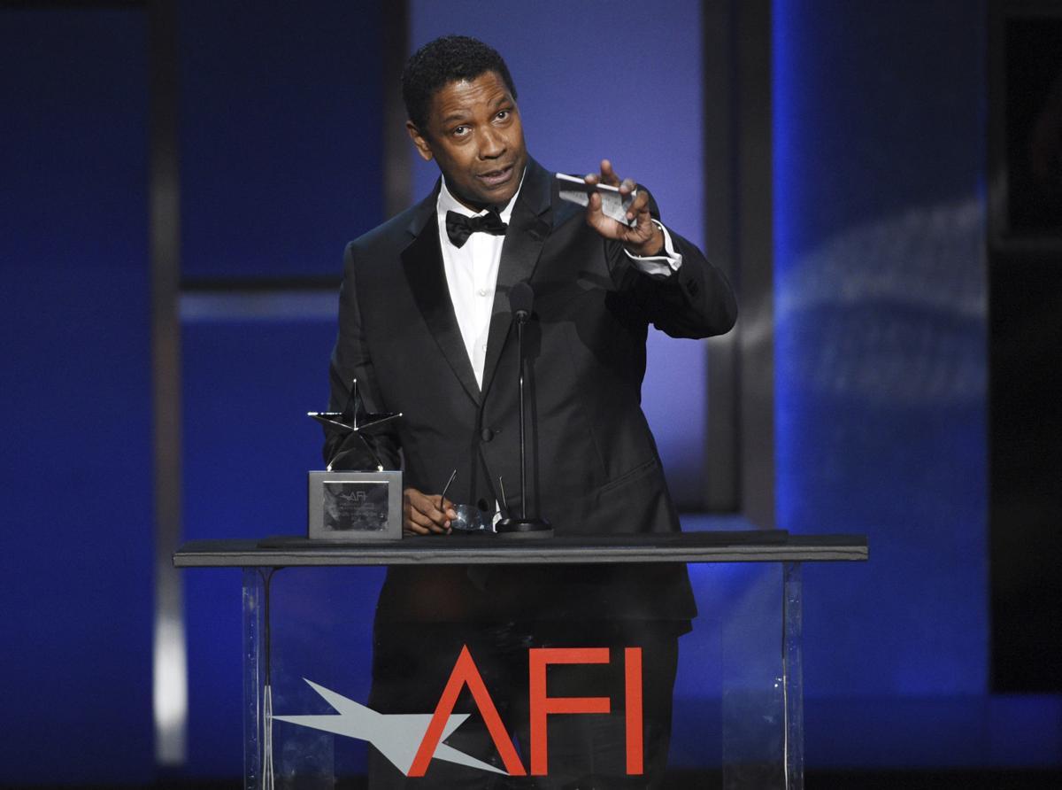 AFI Denzel Washington Best Moments