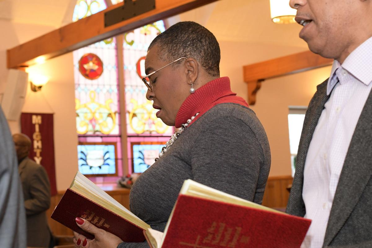 Members of Second Baptist Church of Media