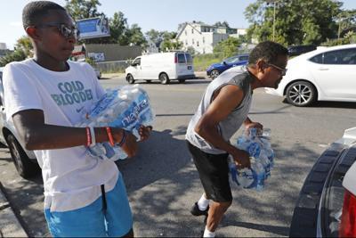 Newark Lead in Water