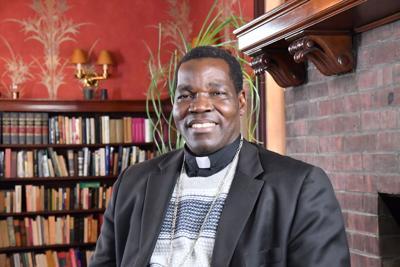 Bishop Eduardo Hiiboro Kussala
