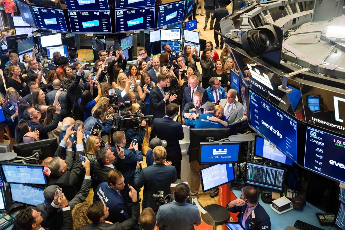 Dow Hits Another All Time High Business Phillytrib