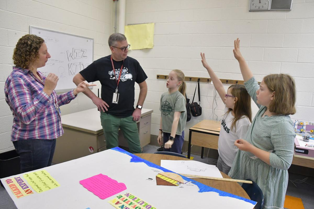 cook-wisshickon enhance students learning through tech model