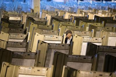Voting Machines Pennsylvania