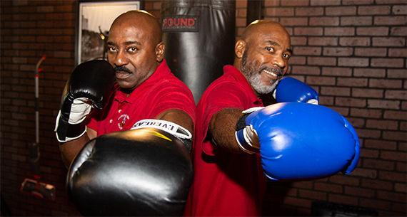Brothers fought their way into Carolina boxing immortality