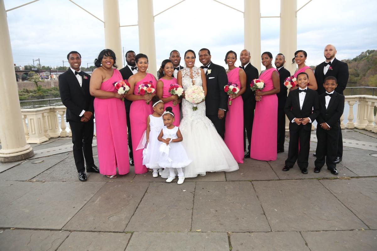 A Wedding Story: Ashley N  Johnson and Scott T  Williams