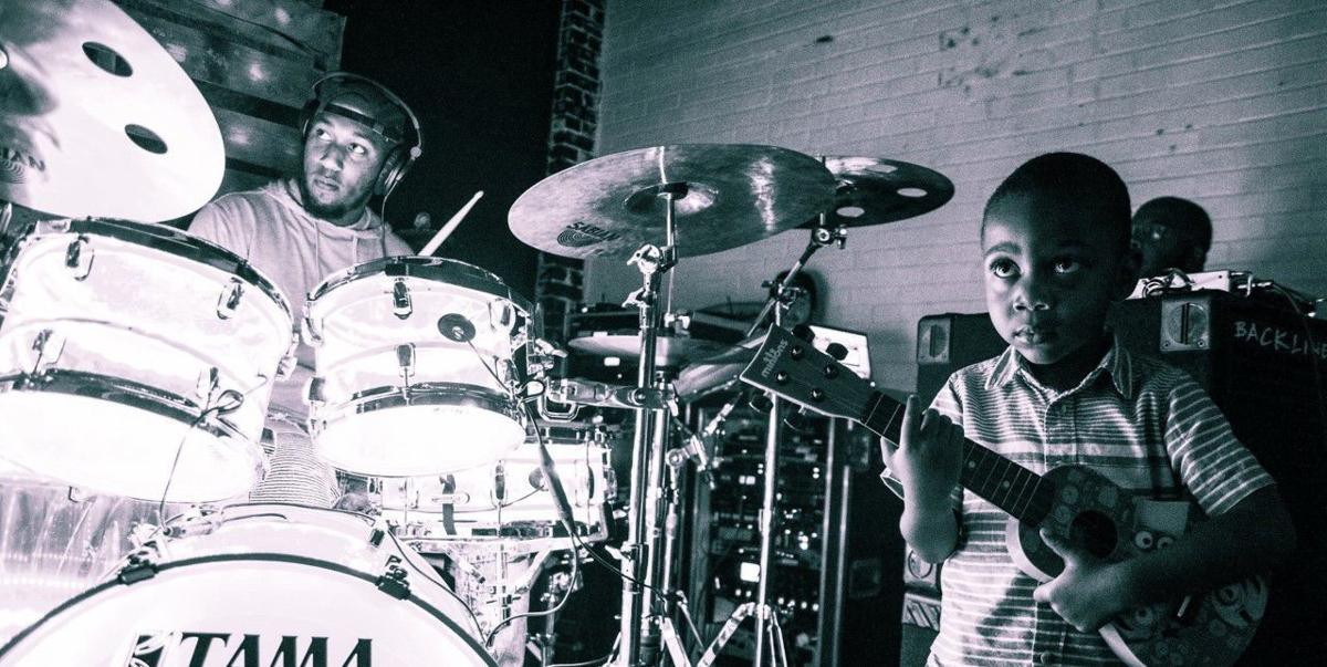 Drummer Jon Stixx Franklin