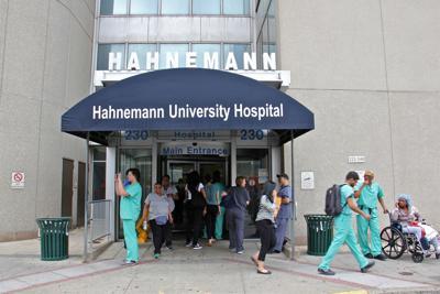 Hahnemann Hospital