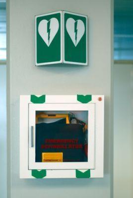 Penn Med contest pairs defibrillators, phones