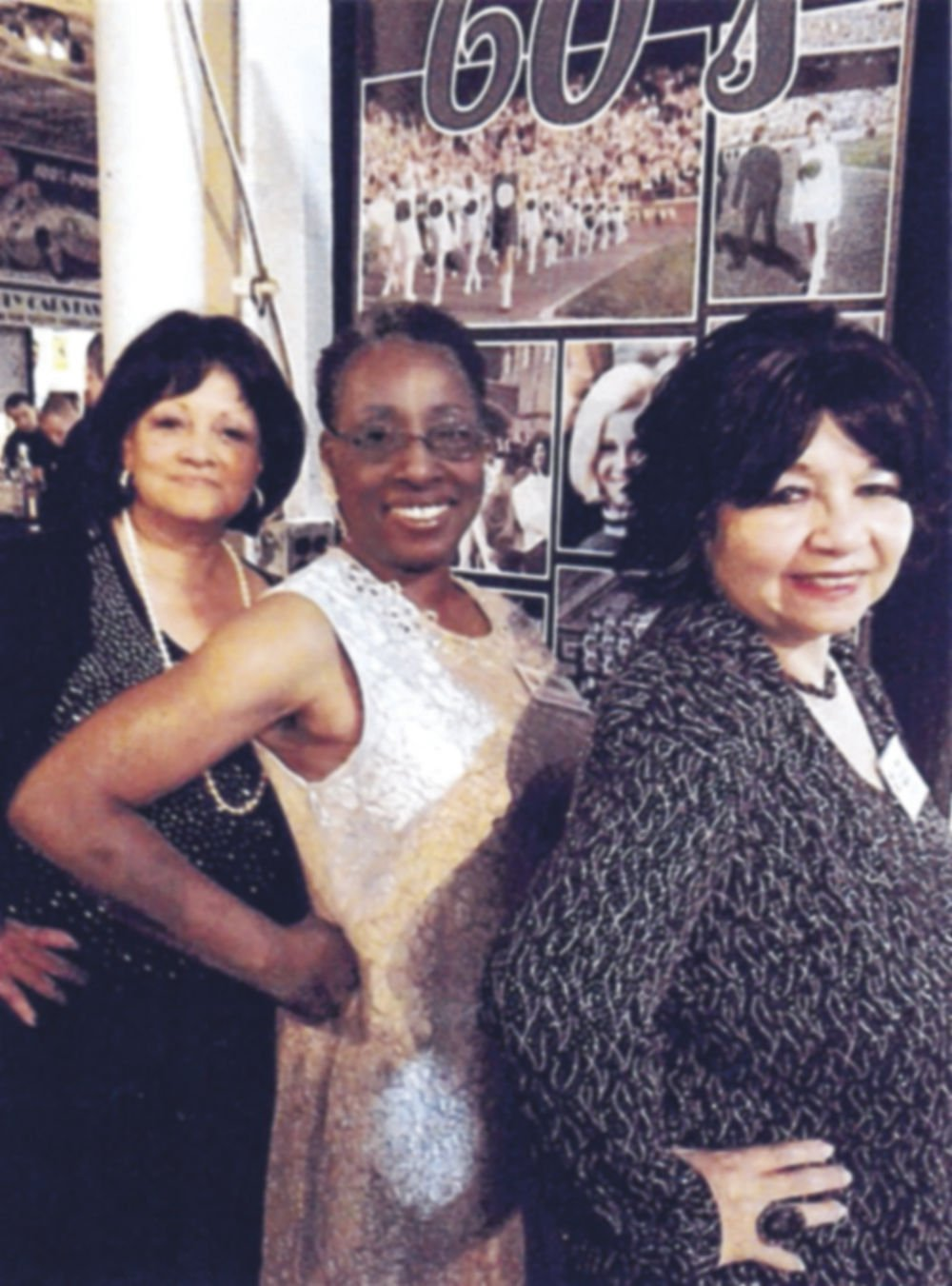 Eagles first Black cheerleaders take trip down memory lane  1d796828a