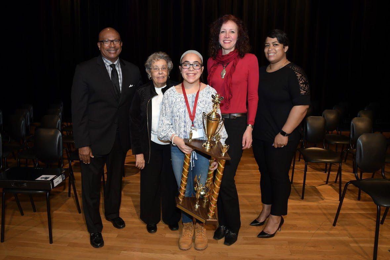 Philadelphia Academy Charter School's Sophia Roberto wins Scripps