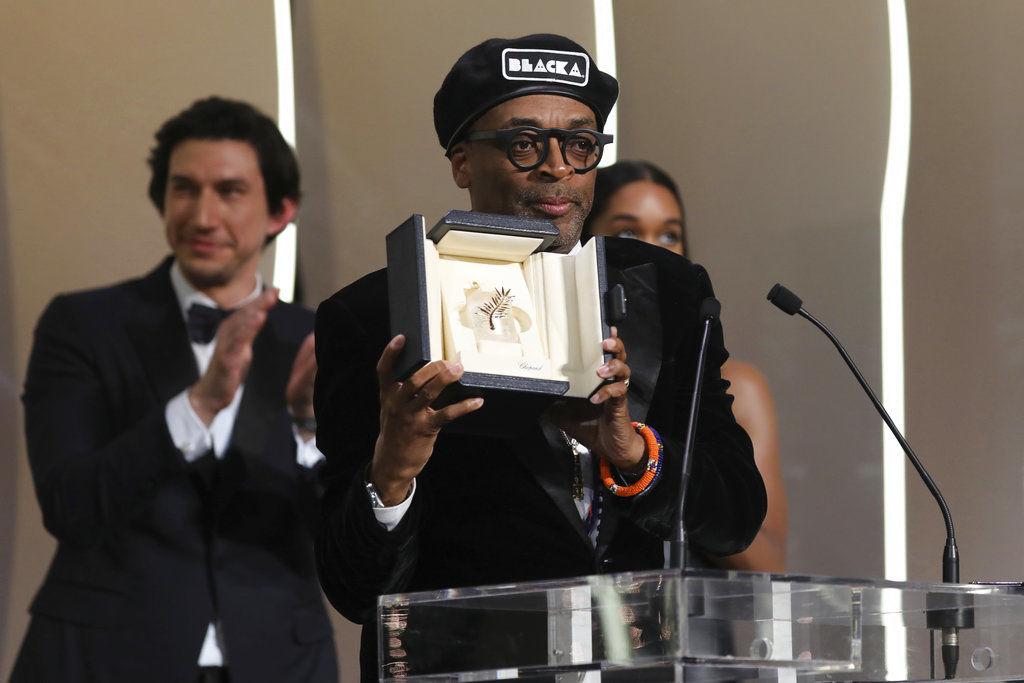 Spike Lees Blackkklansman Wins Grand Prix Award At Cannes Film