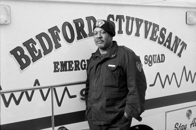James Robinson, 79, Dies; Filled an Ambulance Gap in Brooklyn