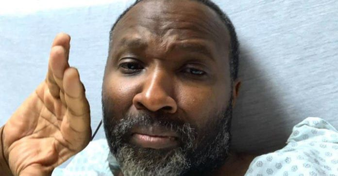 Houston Times Associate Editor Jeffrey L. Boney, a political analyst and international correspondent for the NNPA Newswire and BlackPressUSA.com, shares his personal journey of surviving the coronavirus. — Courtesy photo via NNPA