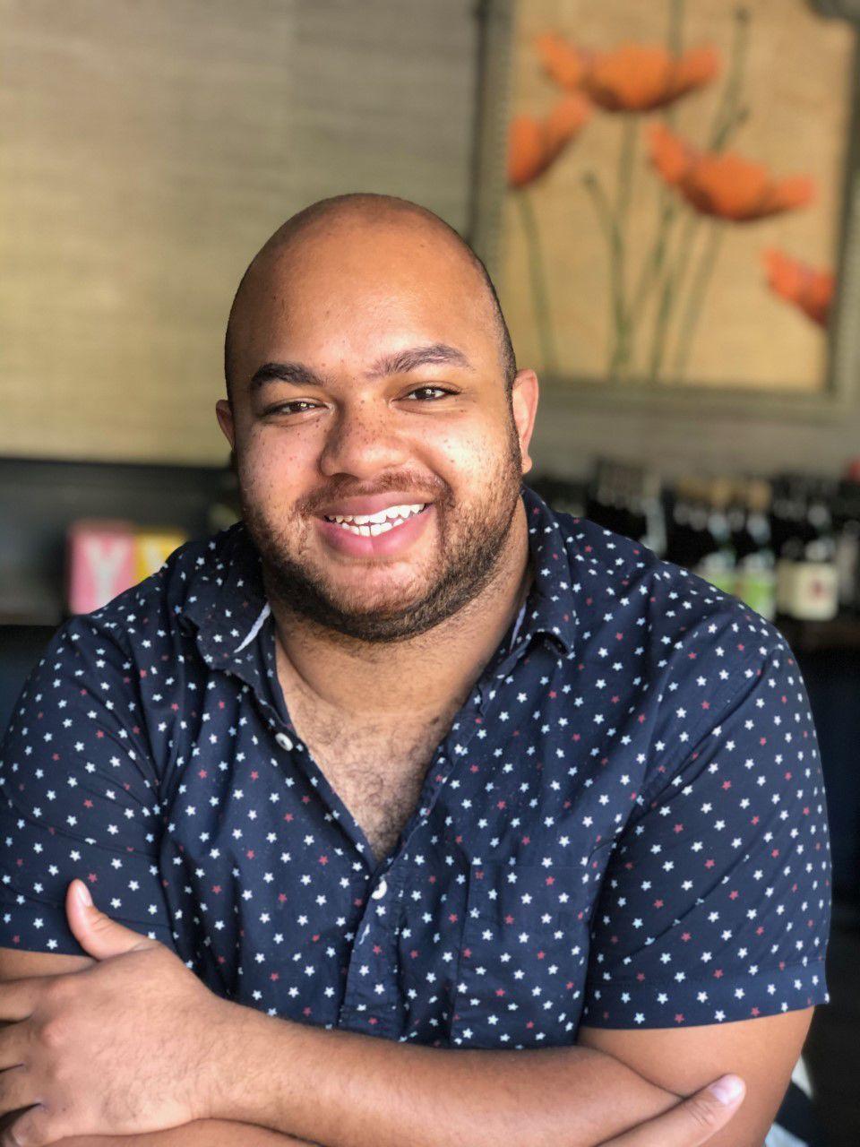 Wine Dive General Manager Jeffrey Hyman