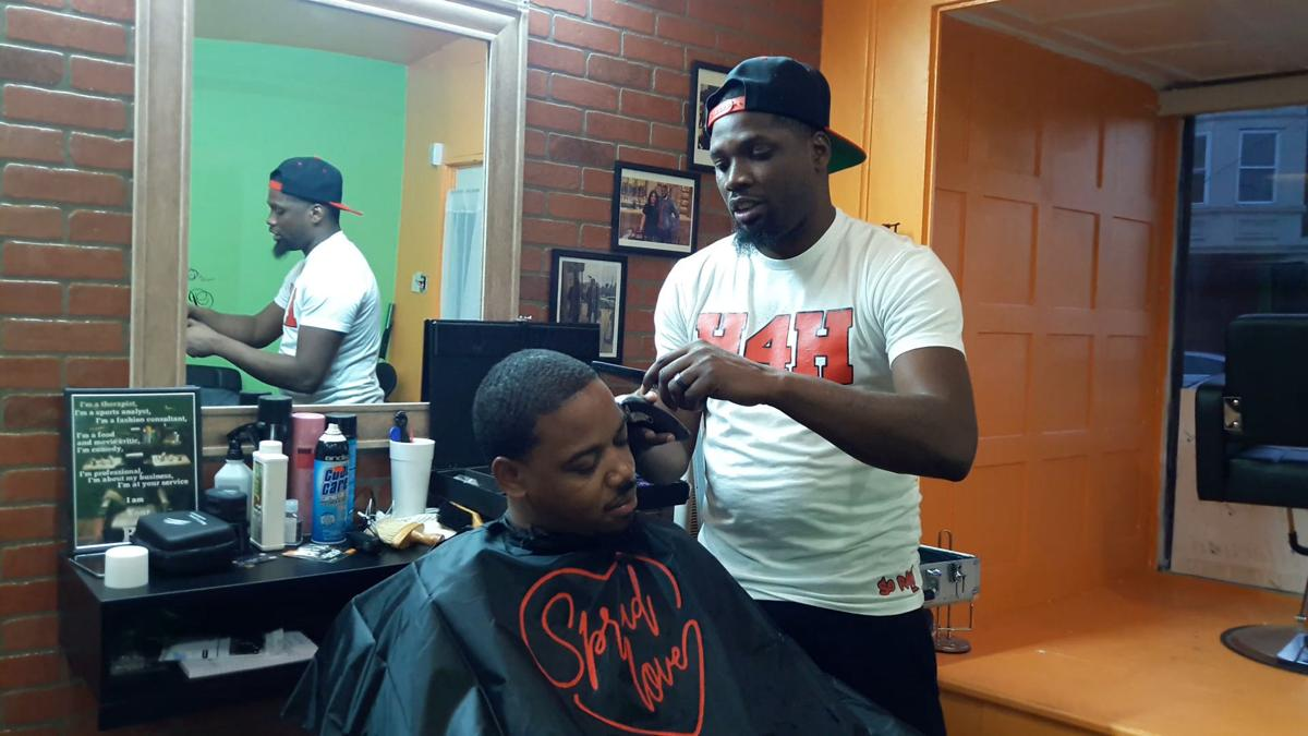Haircuts 4 Homeless Gets New Home Lifestyle Phillytrib