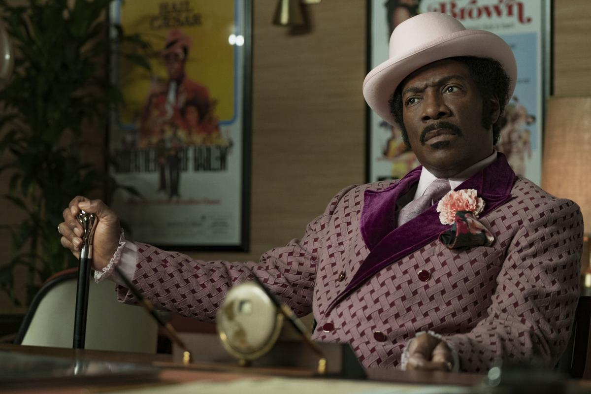 "Film-Toronto Film Festival - Eddie Murphy ""Dolemite Is My Name"""
