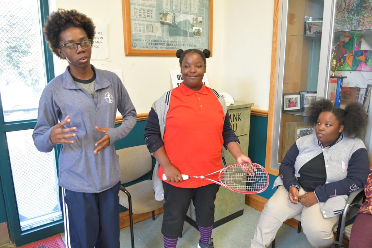 SquashSmarts provides students with endless opportunities