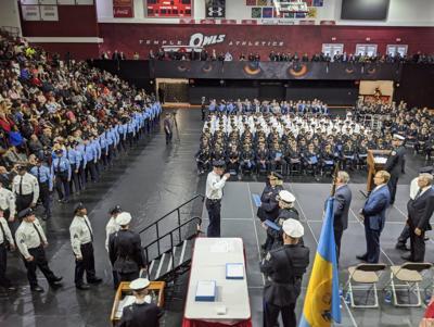 Philadelphia police promotion