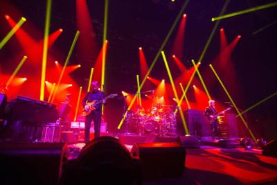 Phish In Concert - Philadelphia