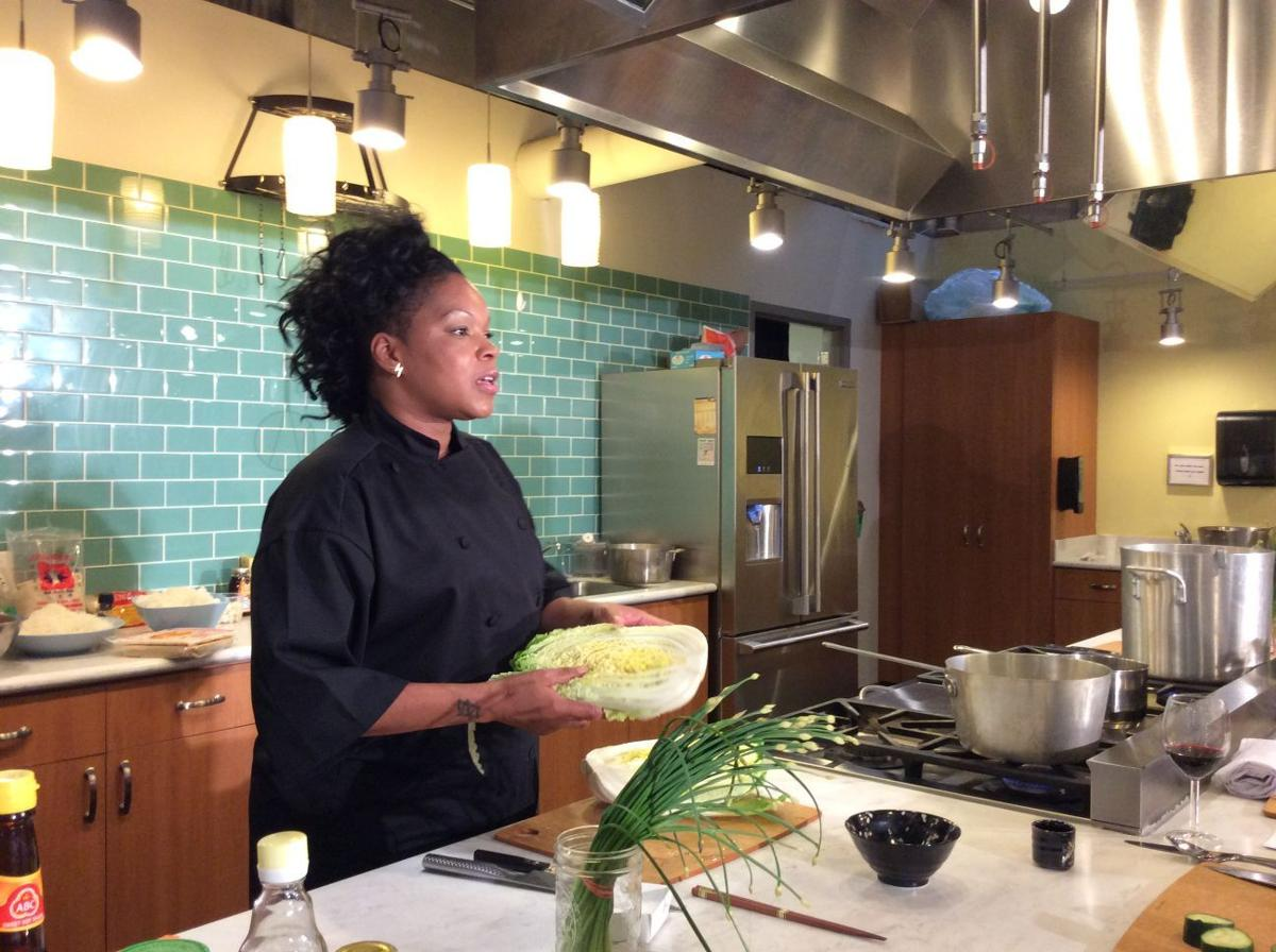 Chef Naimah shares her food passion with others | Lifestyle