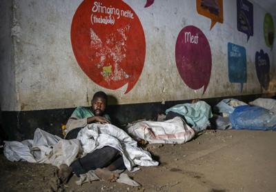 Virus Outbreak Kenya Slums