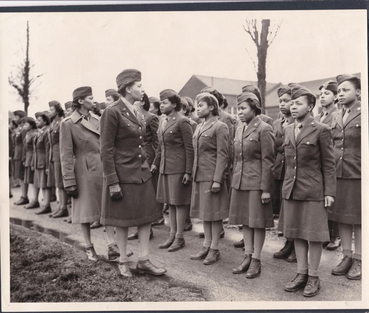 World War II Black Battalion