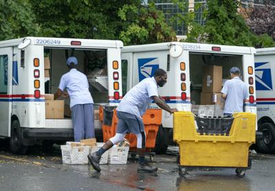 Election 2020 Postal Service