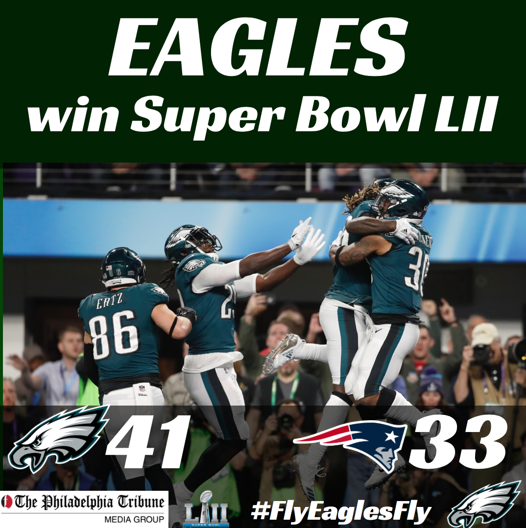 b5274c0fdde EAGLES WIN SUPER BOWL LII | Sports | phillytrib.com